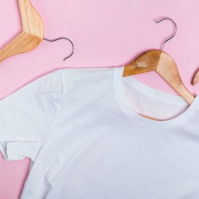 プロが教える簡単Tシャツ収納!たたみ方から、子ども服の収納まで解説。